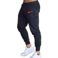 23a03317e1 Men Joggers Brand Male Trousers Casual Pants Sweatpants Men Gym Muscle  Cottoneticdress