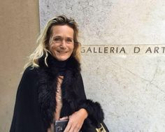 Nicole Durand is an international sculptor in the italian riviera