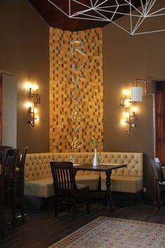 Riviere Restaurant Wall Lights, Lighting, Friends, Interior, Home Decor, Restaurant, Brewery, Amigos, Appliques