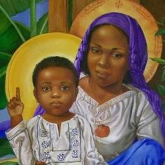 virgen maria negra - Pesquisa Google