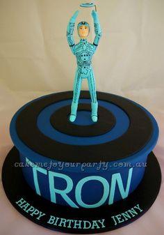 Tron Cake