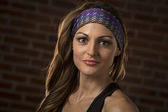 Bolder Band Print Headbands. #TailoredWest #Headband #Fitness #BolderBand