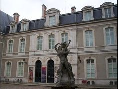 Places to see in ( Le Mans - France ) Musee de Tesse #instatraveling #travelingourplanet #travelingtheworld #lovetraveling #traveling #travel#worldtravel