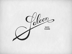 Saloon / Oat Creative #type