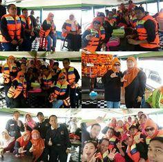 GPMB Provinsi Kalimantan Timur: Wisata Literasi Sungai Mahakam