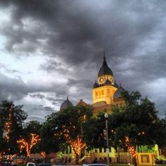 Ghosts of Denton, Texas: Haunted History Tour (photo by Tui Snider)
