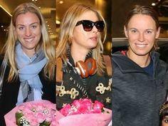 Top WTA players in Doha for the Qatar Total Open