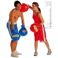 Luvas de Boxe Insufláveis BIG SIZE