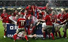 Wales and the history of their national rugby team - calmyourbeans's Space Welsh Rugby Players, Rugby Quotes, British And Irish Lions, Wales Rugby, Cymru, Football, Baseball Cards, History, Red Dragon