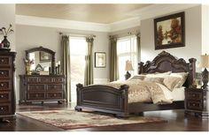 Wendlowe King Bedroom Set
