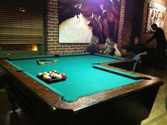 L shaped pool table – if you are looking for the best pool table, how about having L shaped pool table and it will be very good.