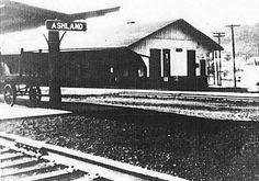 Ashland, Pa. Station.