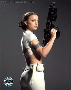 Star wars, Padme's Arena Outfit