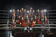The British International School Training Orchestra