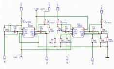 Class D Amplifier, Audio Amplifier, Bass, Simple Circuit, Circuit Diagram, Electric, Lowes, Double Bass