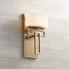 Hinkley Lanza High Brushed Bronze Wall Sconce is a quality Bathroom Lighting for your home decor ideas. Bathroom Sconces, Bronze Bathroom, Bathroom Light Fixtures, Wall Sconces, Bathroom Ideas, Bathrooms, Bathroom Towels, Master Bathroom, Modern Bathroom Lighting