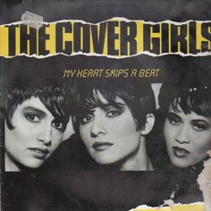 covergirls   Cover Girls - My Heart Skips A Beat Records, CDs and LPs
