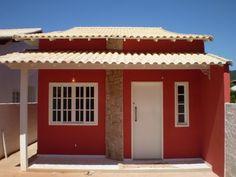 casa moderna, e pequena!