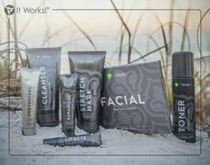 Toner, cleanser, repairage, preventage, lip&eye!