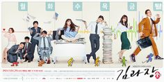 Chief Kim-2017 Kdrama. A very funny and well entertaining movie! 10/10