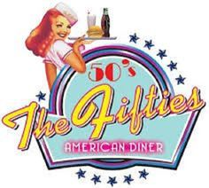 The 50's American Diner.