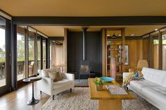 Berkeley midcentury merges rustic with the sublime - SFGate