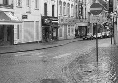 Forum Eerste Wereldoorlog :: Bekijk onderwerp - Hulp gevraagd bij foto's Toen en Nu september 1914 - Molenstraat in Aalst
