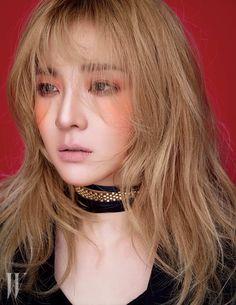 Sandara Park pour W Korea mars 2017 édition - Kpop Fans Fr Sandara 2ne1, Sandara Park, The Band, Kpop Girl Groups, Kpop Girls, Super Junior, K Pop, 2ne1 Dara, Back Home