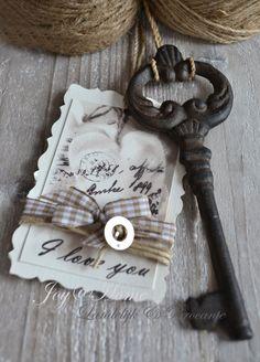 brocante+sleutel+label+love+liefde+key+karton.jpg 1,149×1,600 pixeles