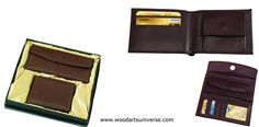 #PersonalizedLeatheretteWalletSet WAUIS6150 $33.99 #Businessgiftsets #Wallets #Purses #promotionalitems  CLICK on this LINK to get more details   http://woodartsuniverse.com/catalog/product_info.php?products_id=382