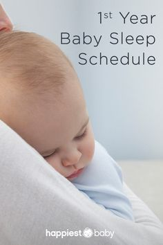 Dr. Harvey Karp, baby sleep authority and best-selling author of The Happiest Baby on the Block weighs in on baby sleep habits in the first year.