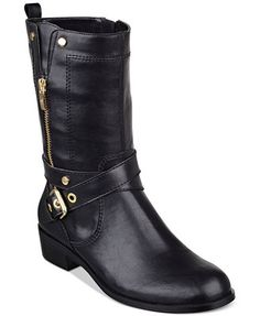 Marc Fisher Dolca Moto Boots Web ID: 1643914