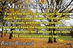 Teaser mercy's Angels