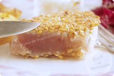 Filet de thon Germon aux épices ! Simple mais plaisir garanti !