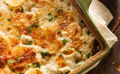 Aardappeltaart met rozemarijn