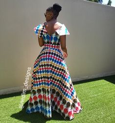 How To Dress to Impress With Ankara Head Wraps And Casuals - Sisi Couture Shweshwe Dresses, African Maxi Dresses, African Fashion Ankara, African Dresses For Women, African Print Fashion, Africa Fashion, African Attire, African Wear, African Traditional Dresses