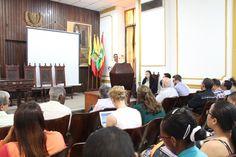 Foro sobre defensores de los derechos humanos en Colombia #Unicartagena #Derecho #DerechosHumanos