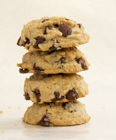 Butter Chocolate Chip Cookies combine three favorite classic cookies ...