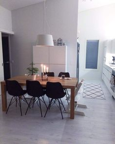Dining Area, Dining Table, Playroom, Kitchen, Furniture, Home Decor, Houses, Cooking, Decoration Home