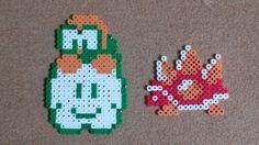Mario Bros Lakitu & Spiny duo