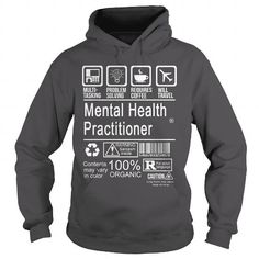 MENTAL HEALTH PRACTITIONER CERTIFIED JOB TITLE T Shirts, Hoodies. Check Price ==► https://www.sunfrog.com/LifeStyle/MENTAL-HEALTH-PRACTITIONER--CERTIFIED-JOB-TITLE-Charcoal-Hoodie.html?41382 $36.99