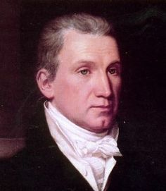 "The fifth president of the United States, James Monroe is known for his ""Monroe Doctrine,"" disallowing further European colonization in the Americas. American Presidents, Us Presidents, Us History, American History, Missouri Compromise, Monroe Doctrine, Curriculum, Westmoreland County, James Monroe"