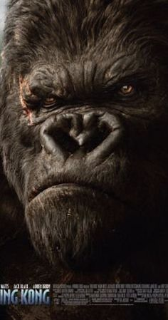 Directed by Peter Jackson.  With Naomi Watts, Jack Black, Adrien Brody, Thomas Kretschmann. In 1933 New York, an overly ambitious movie producer coerces his cast and hired ship crew to travel to mysterious Skull Island, where they encounter Kong, a giant ape who is immediately smitten with leading lady Ann Darrow.