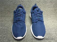 pretty nice 448c7 fdb4a Zapatillas Nike Roshe azul blanco color es el más popular Zapatillas Nike y  Nike Zapatillas modelo
