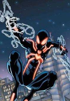 Sonic Big Time Spider-Man (Peter Parker_Earth-TRN383)