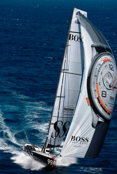 maxi sailing yacht, methinks