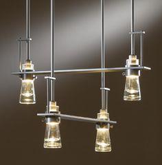 Erlenmeyer 4 Light Pendant - 137720