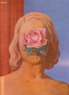 René Magritte - XXe Siecle Cover, 1965 René Magritte : More At FOSTERGINGER @ Pinterest