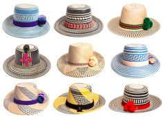 Just a year ago, Yosuzi Sylvester set out on a journey to Venezuela's Guajira desert to explore her ancestral Guajiro heritage. She and her mother were introduced to local craftsmen who hand weave hats called 'woma' - and that was the moment the Yosuzi hat was born. Each hat, which takes eight