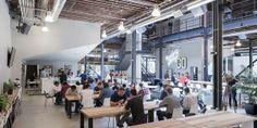ilia estudio interiorismo: Así son las oficinas centrales de Pinterest en San Francisco